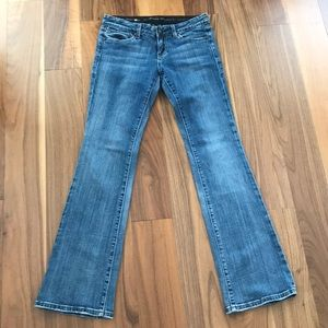 Rerock for Express Jeans Size 4. Bootcut